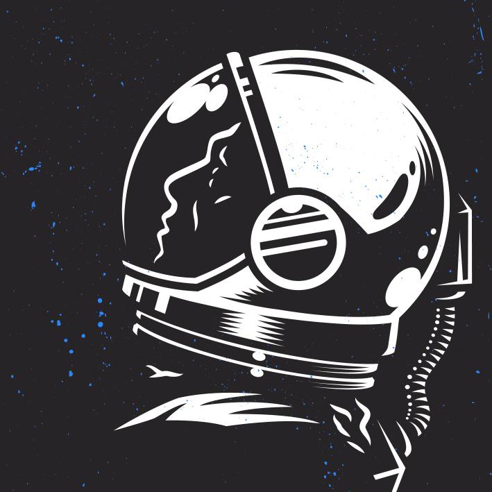 Podcast banner: Mise Apollo 16