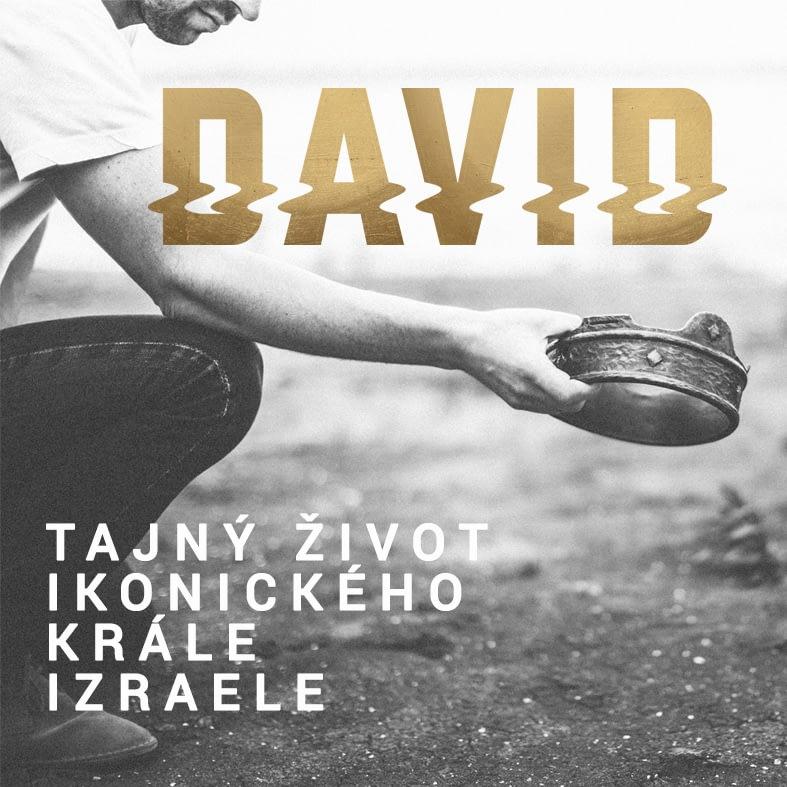 Podcast banner: David | Tajný život ikonického krále Izraele