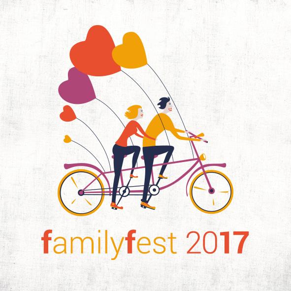Podcast banner: FamilyFest 2017 | Společně v jednom rytmu