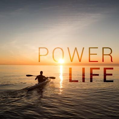 Podcast banner: PowerLife | Vize pro silnější život