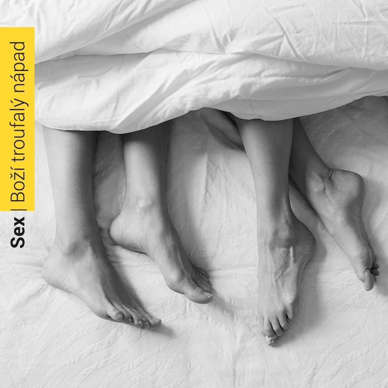 Podcast banner: Sex   Boží troufalý nápad