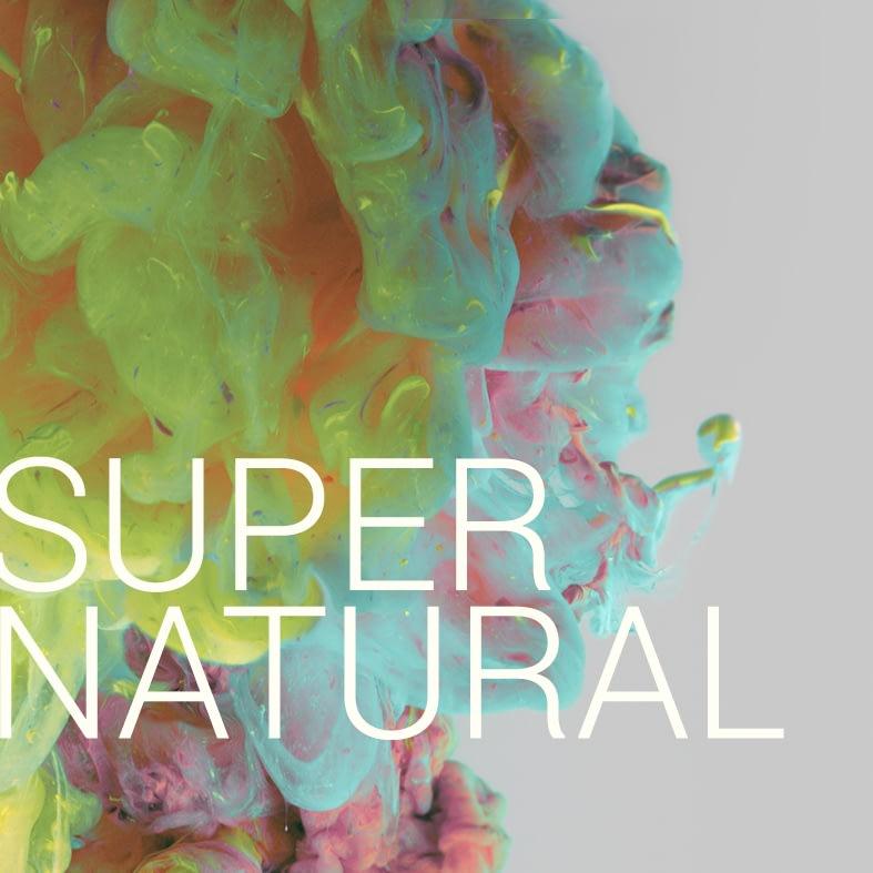 Podcast banner: Supernatural