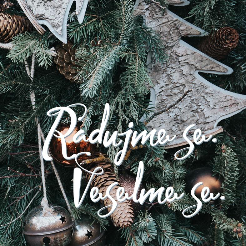 Podcast banner: Vánoce v Centrálu